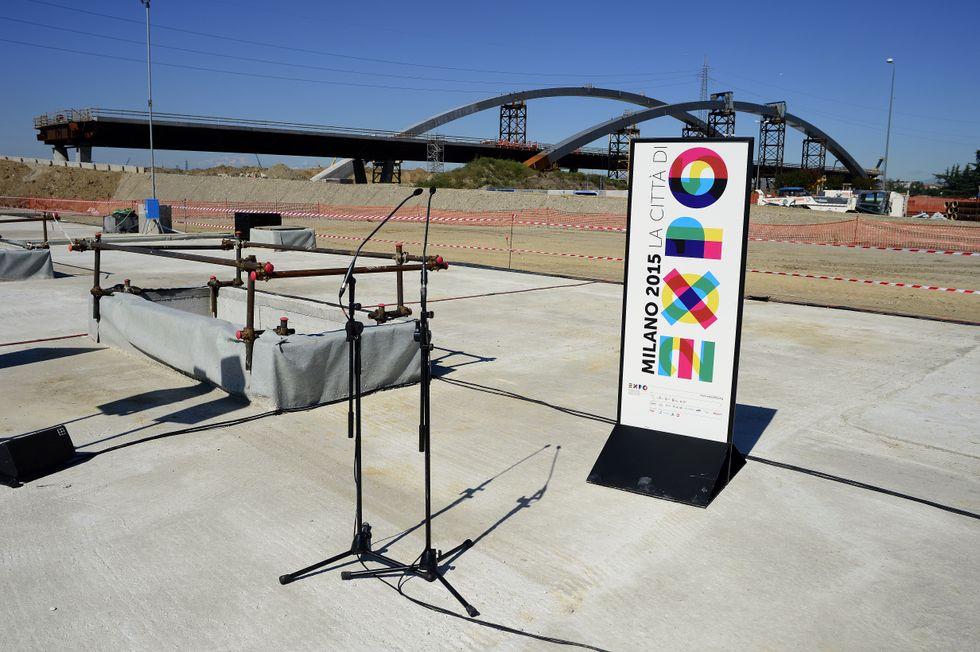 Caduti a Pero. Cablogramma per nulla serio sull'Expo 2015