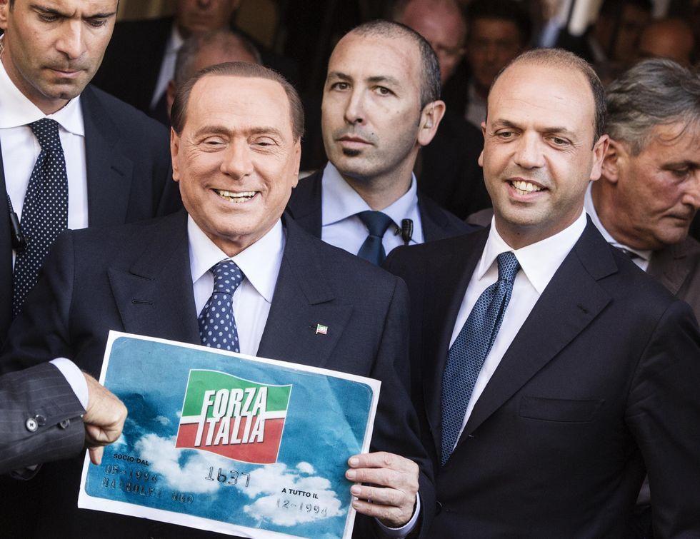 Berlusconi non torna indietro
