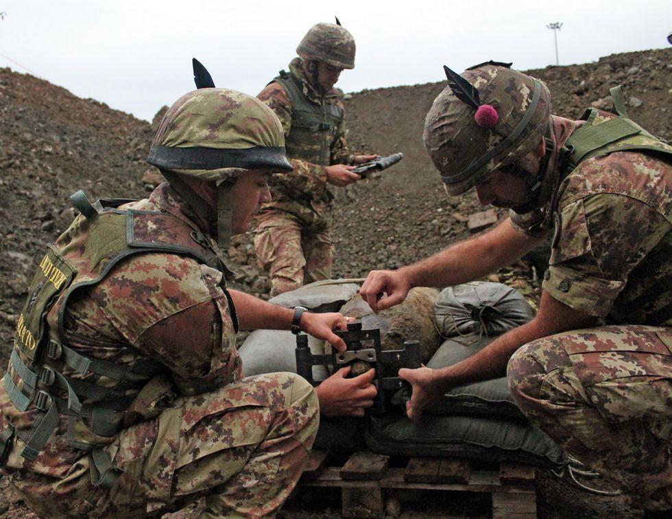 Le Festa delle Forze Armate (che piacciono agli italiani)