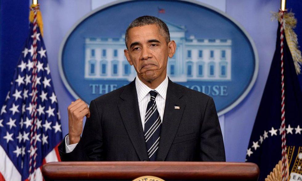 Barack Obama, un leader senza più credibilità?
