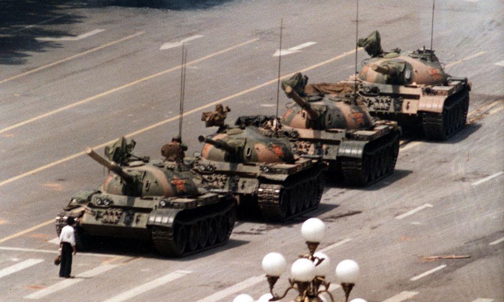 Rivolte e violenze di piazza Tienanmen