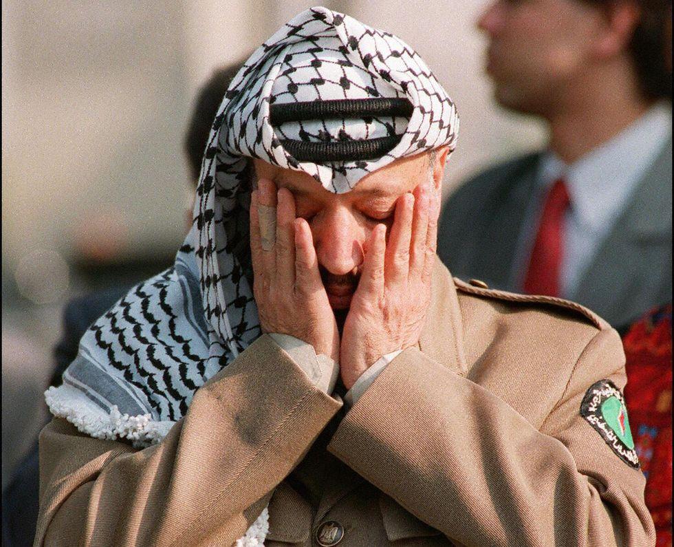 Yasser Arafat ucciso dal polonio. È possibile
