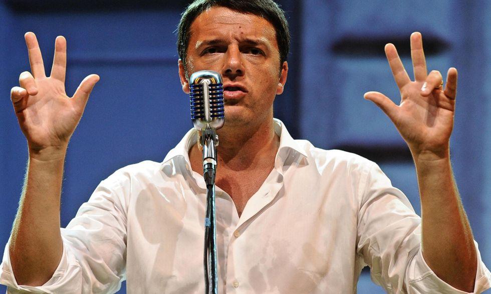 Renzi, il nuovo Bettino (più feroce)