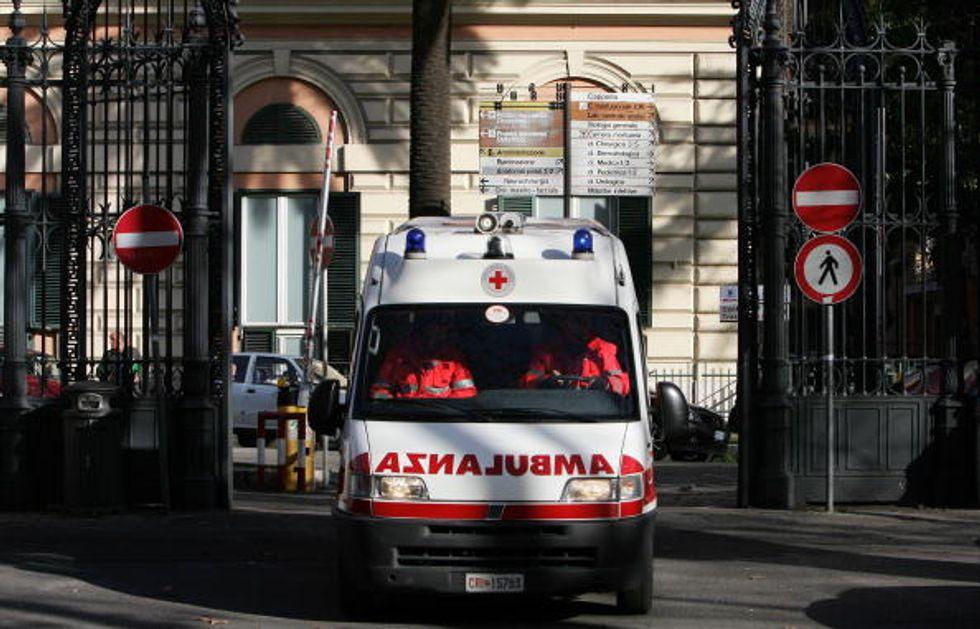 Il valzer delle ambulanze di Potenza