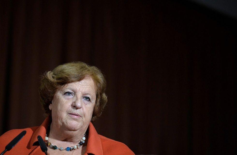 Mulè: Annamaria Cancellieri, un'italiana vera