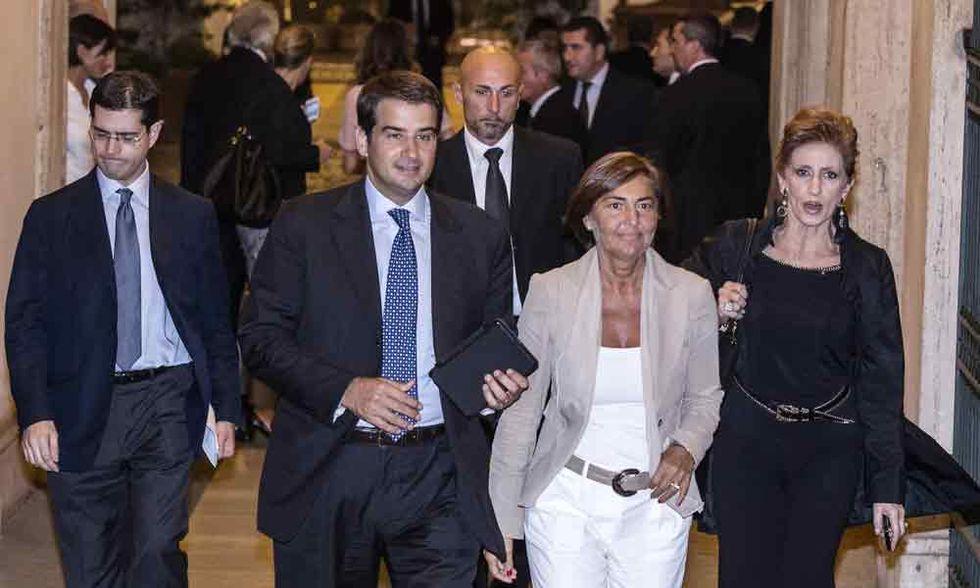 """Paola Pelino: """"Alfano, i figli non tradiscono i padri"""""""