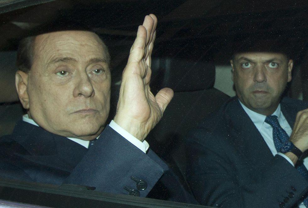 Berlusconi e Alfano come Craxi e Martelli?