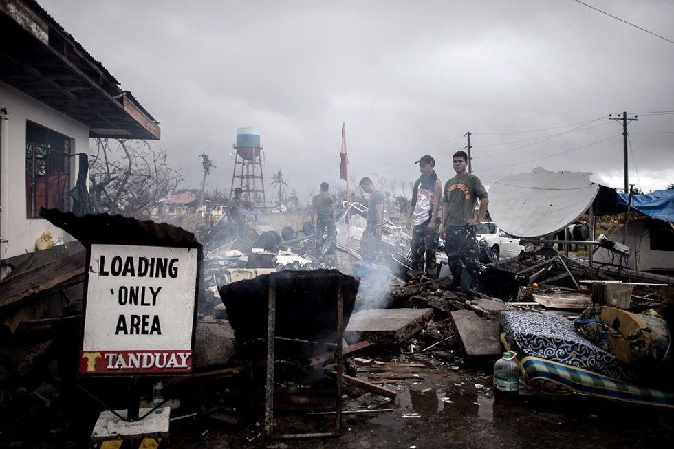 I tifoni più drammatici del Sudest asiatico