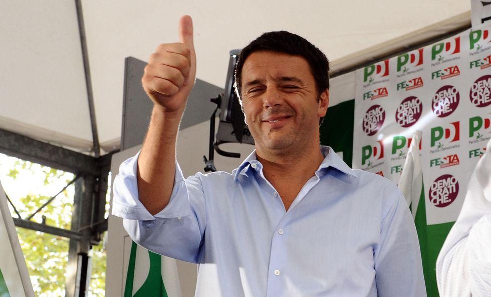 Primarie Pd: Renzi vince la battaglia nei circoli