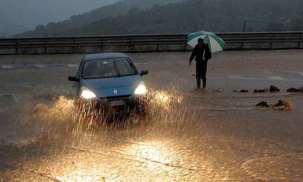Alluvione in Sardegna, parla il governatore Cappellacci