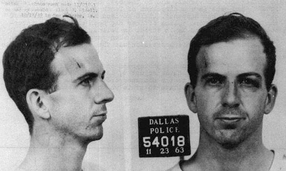 Il cupo viaggio di Lee Harvey Oswald