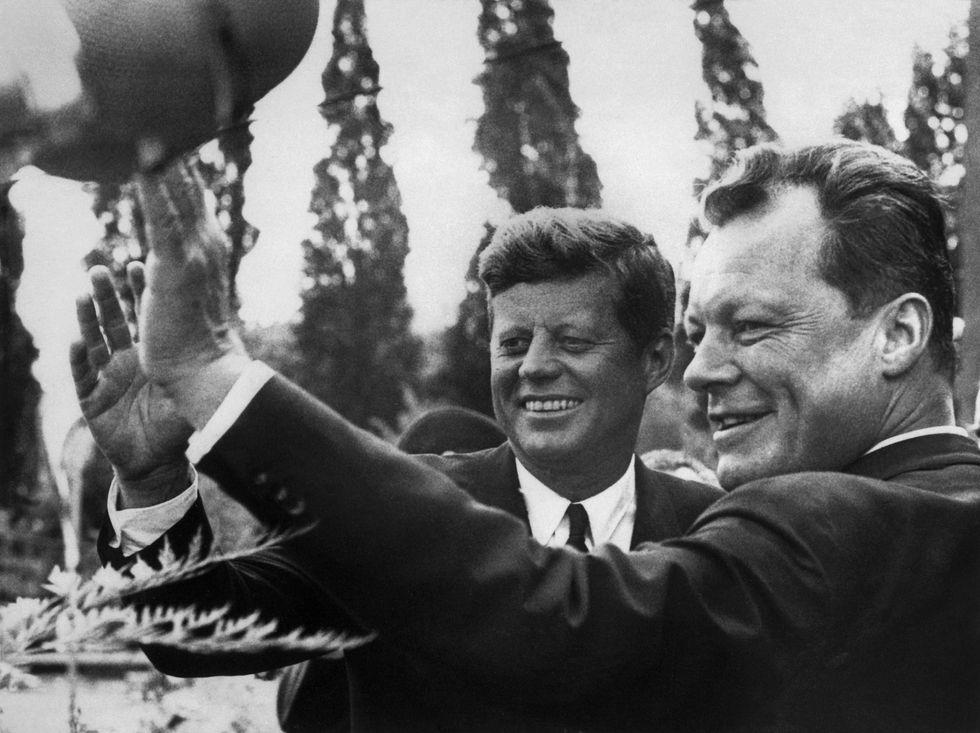Tutte le frasi che hanno fatto di JFK un mito