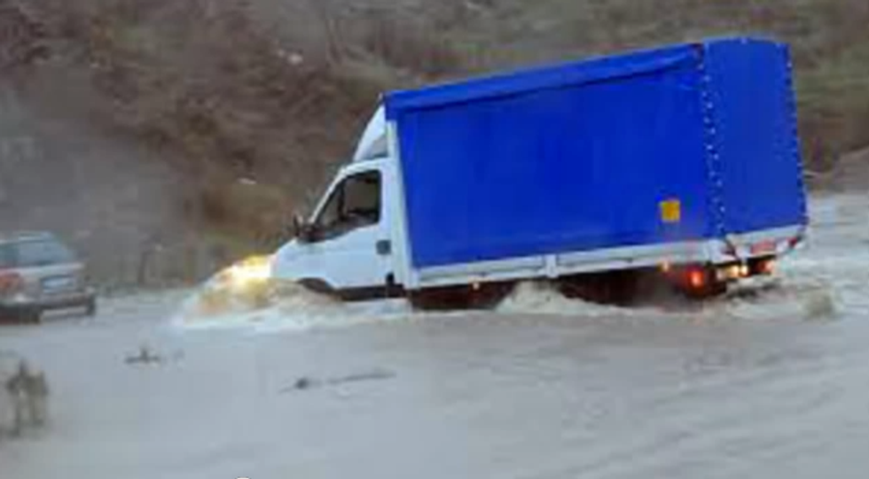 Alluvione Sardegna: il salvataggio di Sasha