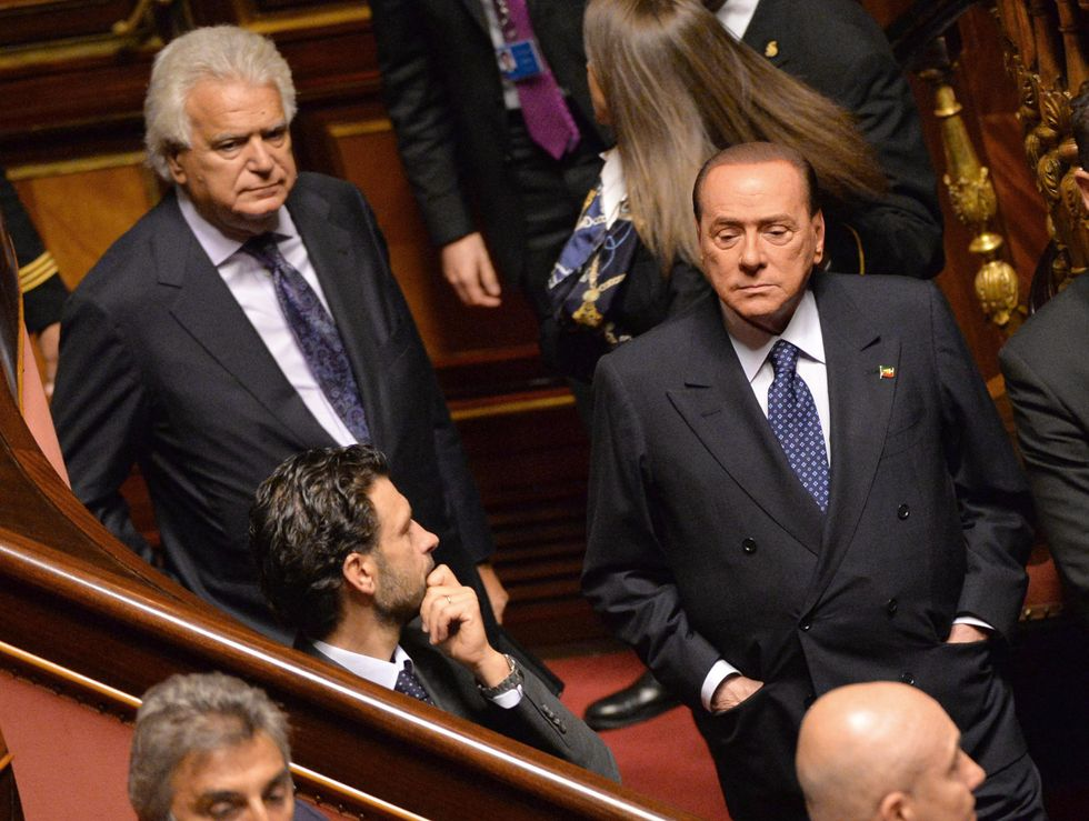 """Casellati: """"La decadenza di Berlusconi? Il plotone di esecuzione è già pronto"""""""