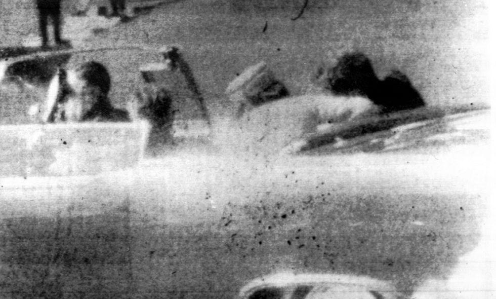 JFK:  il fotogramma 313