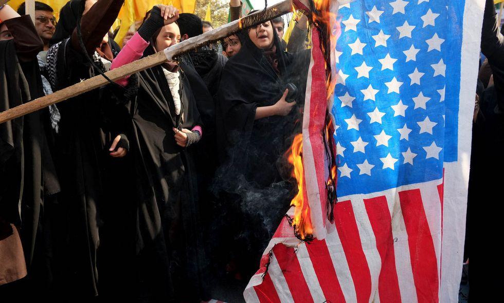Usa - Iran: il Grande Satana contro l'Asse del Male