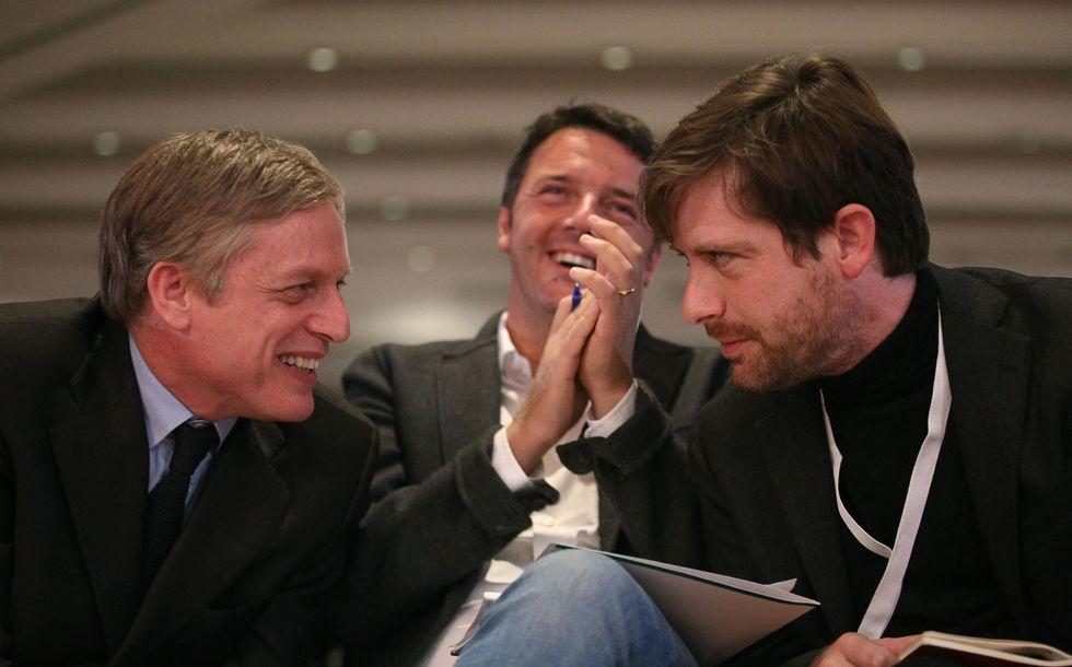 Primarie Pd: Cuperlo, Renzi e Civati. Le frasi