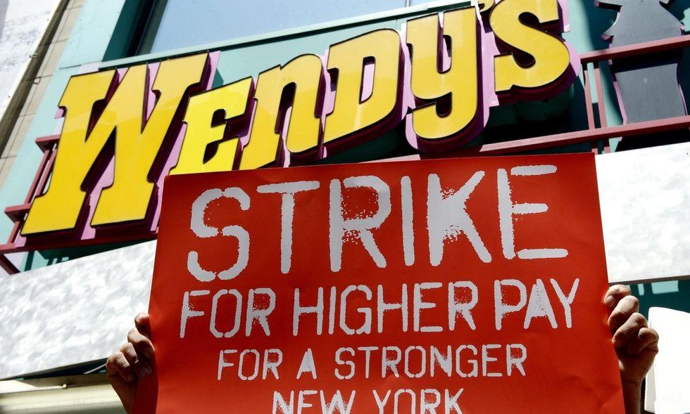 Lo sciopero degli hamburger mette a dieta gli Usa
