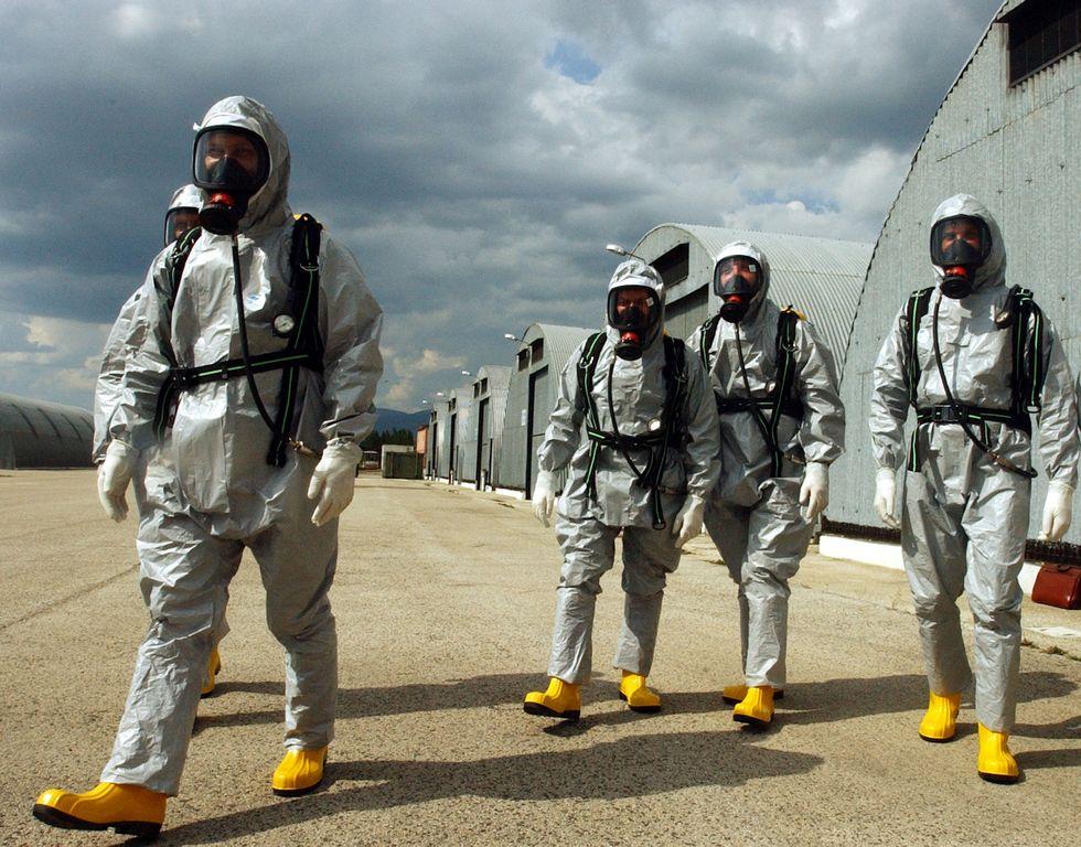 Armi chimiche Siria: i dubbi dello smaltimento in mare