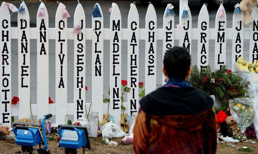 Le voci dell'orrore della strage di Newtown