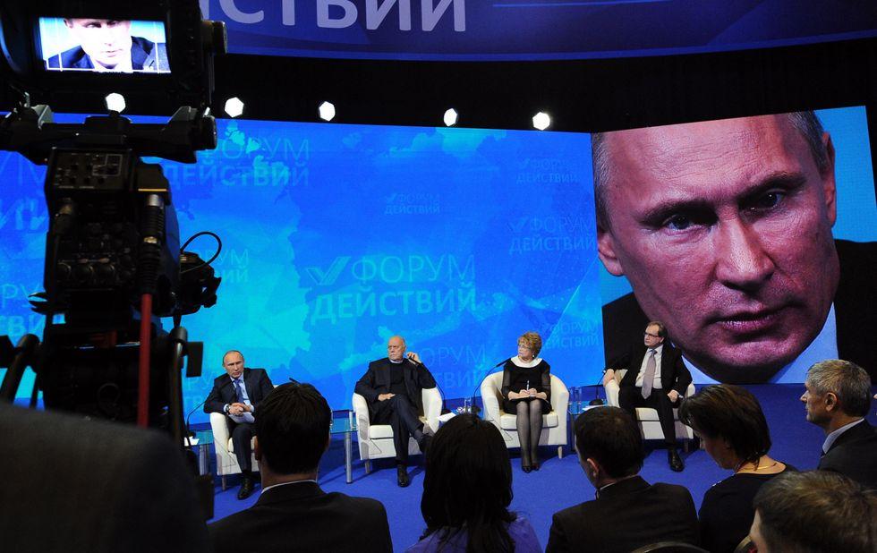Russia, un omofobo a capo della corazzata delle news