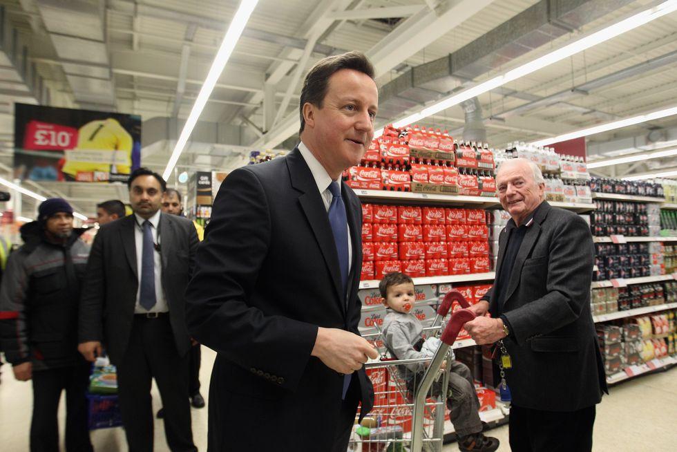 Londra inaugura il primo supermarket per poveri