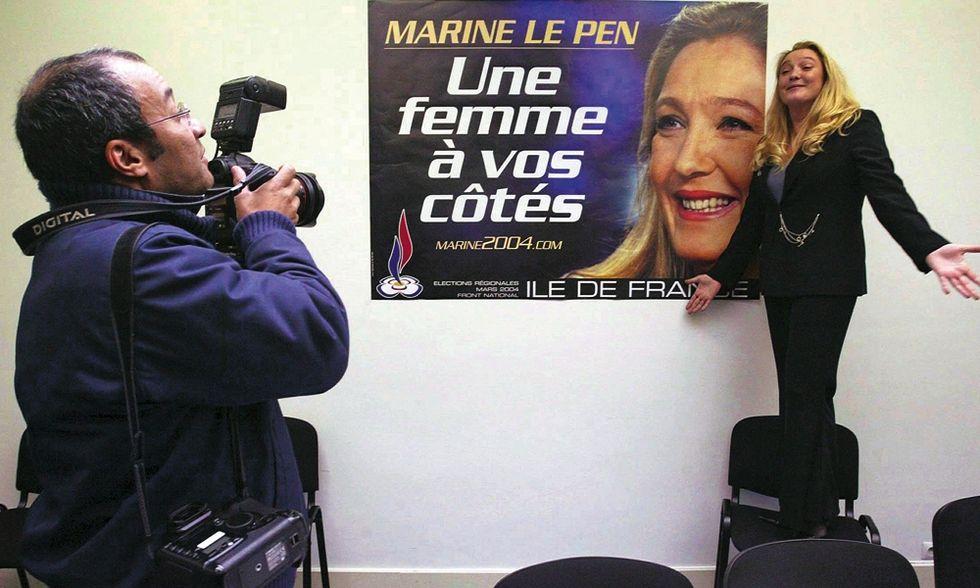 Marine Le Pen: perché questa donna fa paura