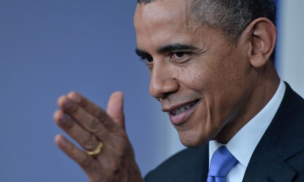 La scommessa economica di Obama per il 2014