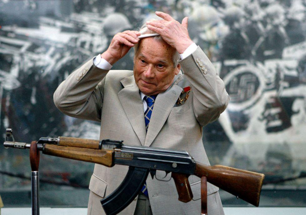 Addio, Michkail Kalashnikov