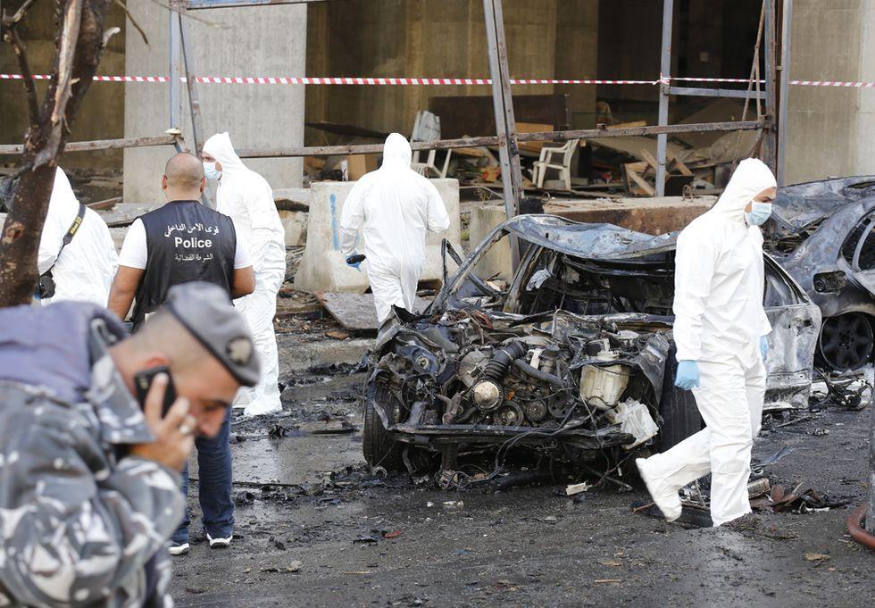 L'attentato di Beirut e i legami con la guerra in Siria