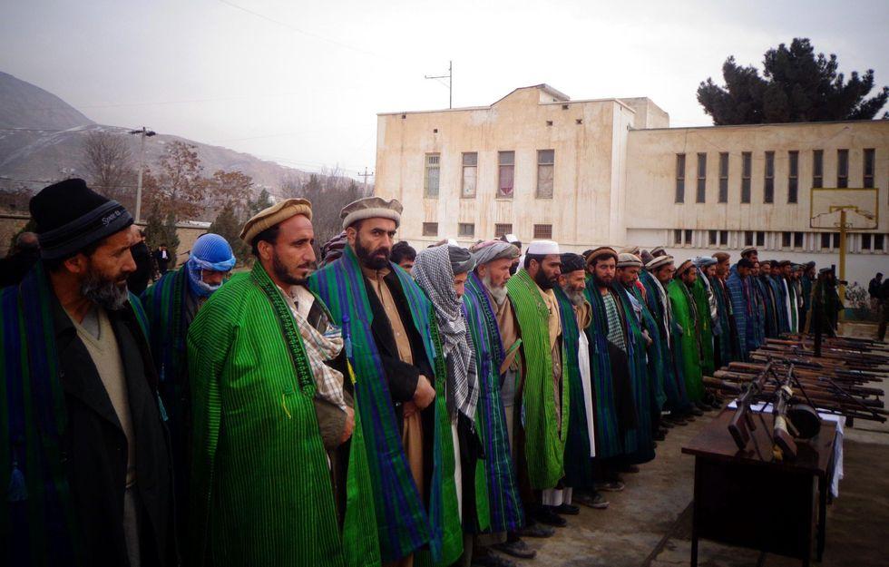 Storia dei talebani (afghani e pakistani)