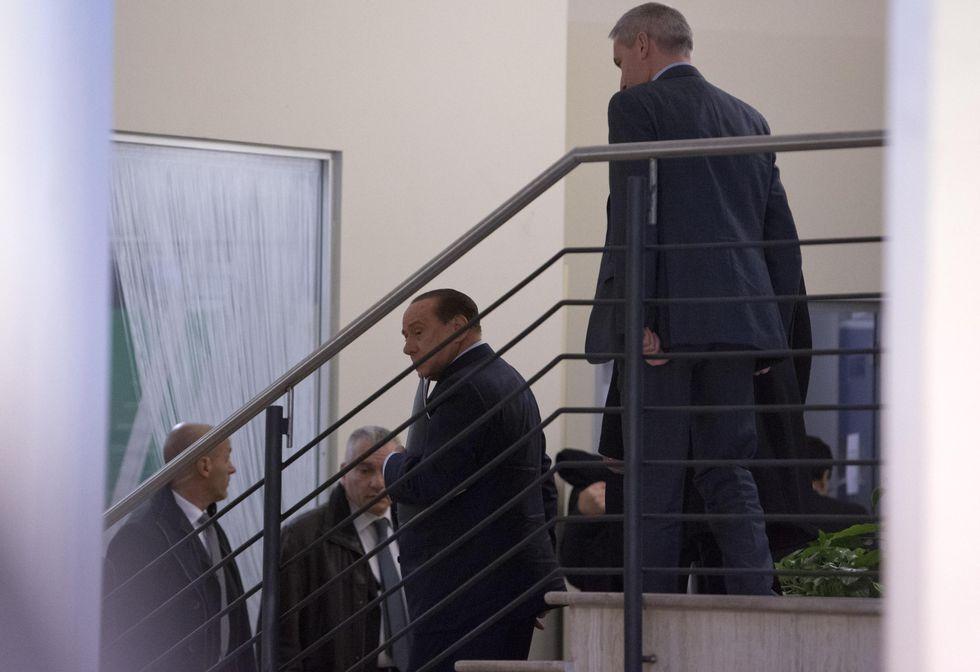 """Renzi e Berlusconi; il rottamatore e il """"non rottamabile"""""""