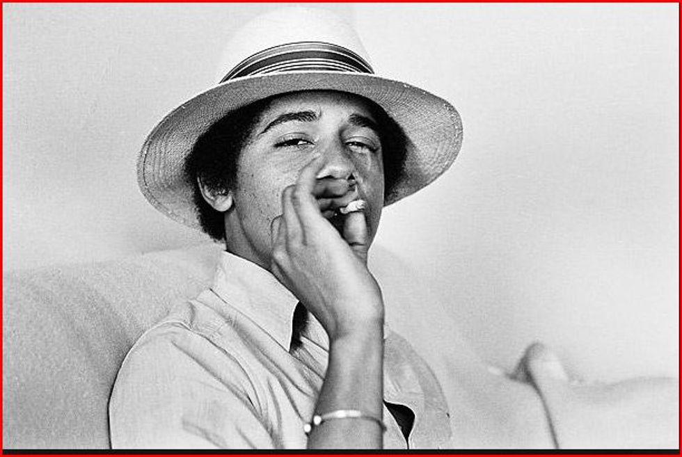 Obama e la gang della marijuana