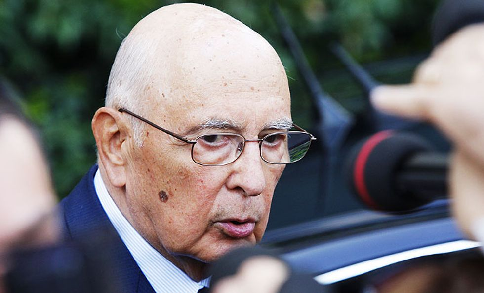 Impeachment a Napolitano: la diretta e il testo