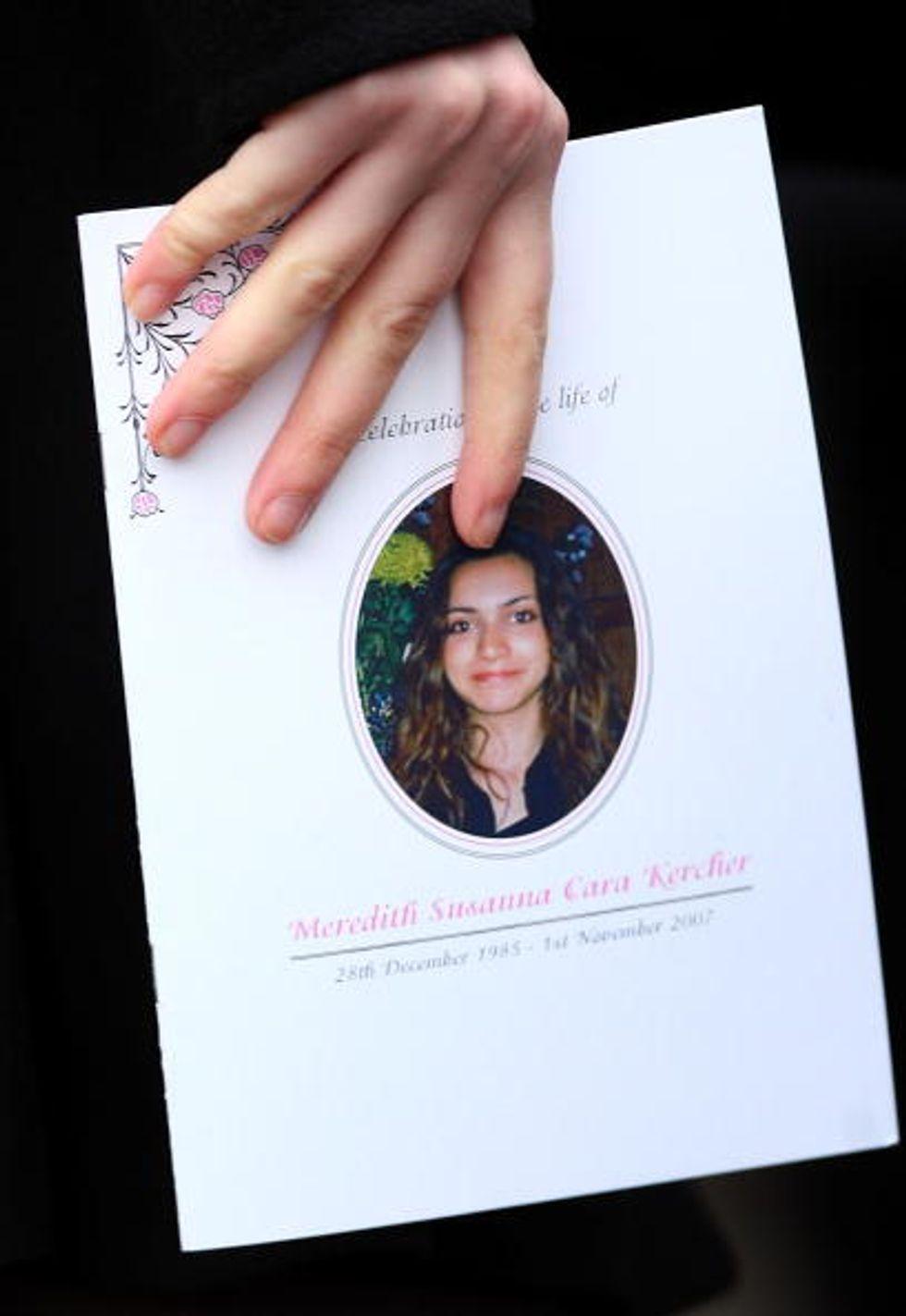Omicidio Meredith: Amanda e Raffaele condannati
