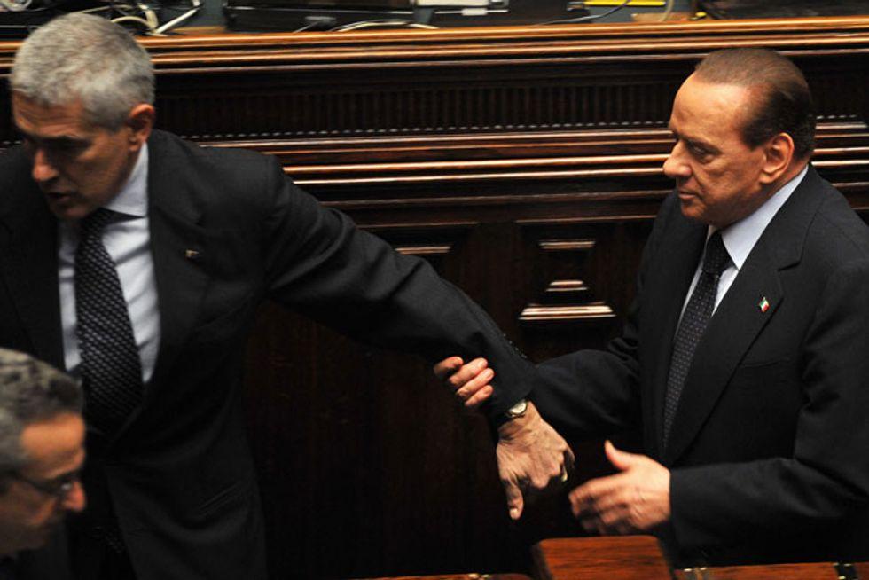 """Casini torna da Berlusconi (ed il """"centrino"""" si arrabbia)"""