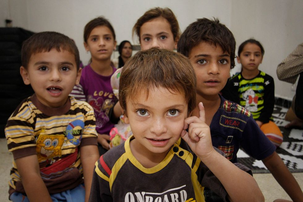 I bambini siriani e i rapporti (inutili) dell'Onu