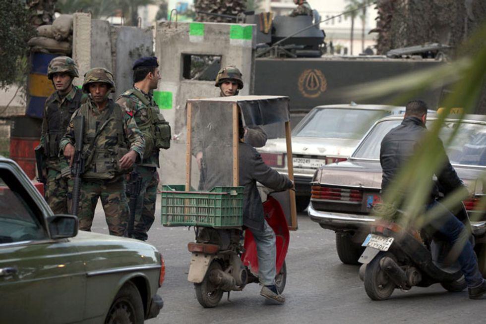 Sunniti contro Alawiti; è guerra tra quartieri in Libano