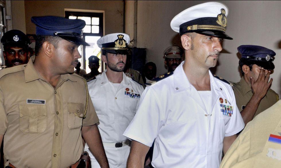 Marò: la Corte Suprema indiana discuterà un nuovo permesso per Latorre