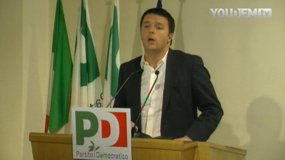 Renzi sfiducia Letta e si prende il Governo