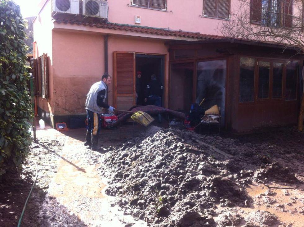 """Roma, dove la pioggia è """"un evento eccezionale"""""""