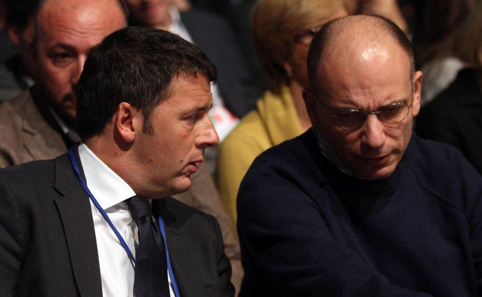 Renzi e Letta e il virus del dualismo comunista