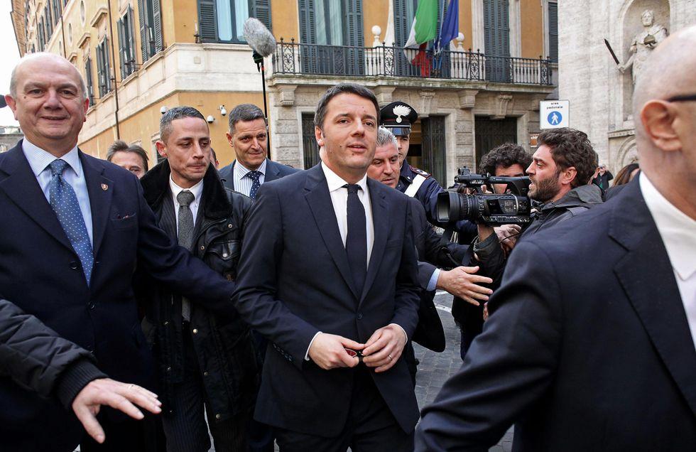 Ecco la lista (finta) dei ministri del governo Renzi