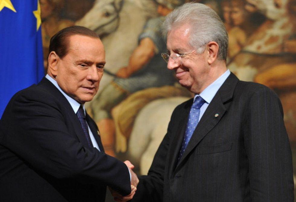 2011: congiura a palazzo contro Berlusconi