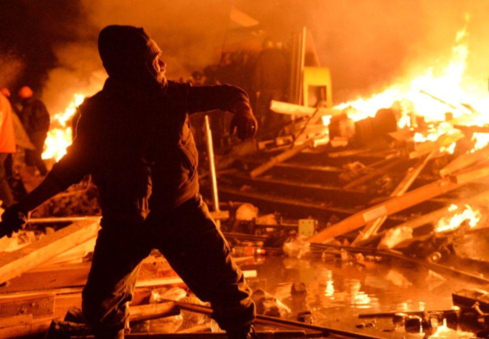 Ucraina, Kiev si tinge di sangue. Si teme la repressione