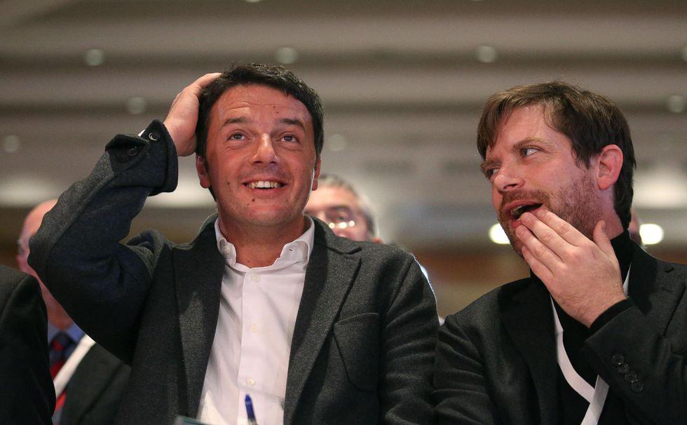 Civati e le spine nel fianco di Renzi