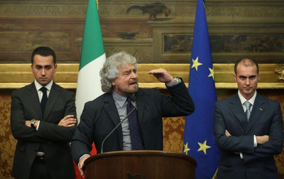 "I dissidenti 5Stelle: ""Mai la fiducia a Renzi"""