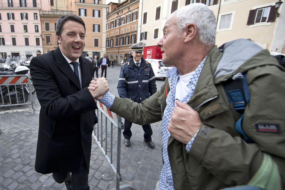 Sabato (forse) il governo Renzi, con tante grane