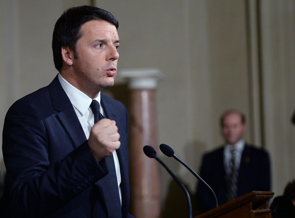 Renzi-Napolitano, lo scontro