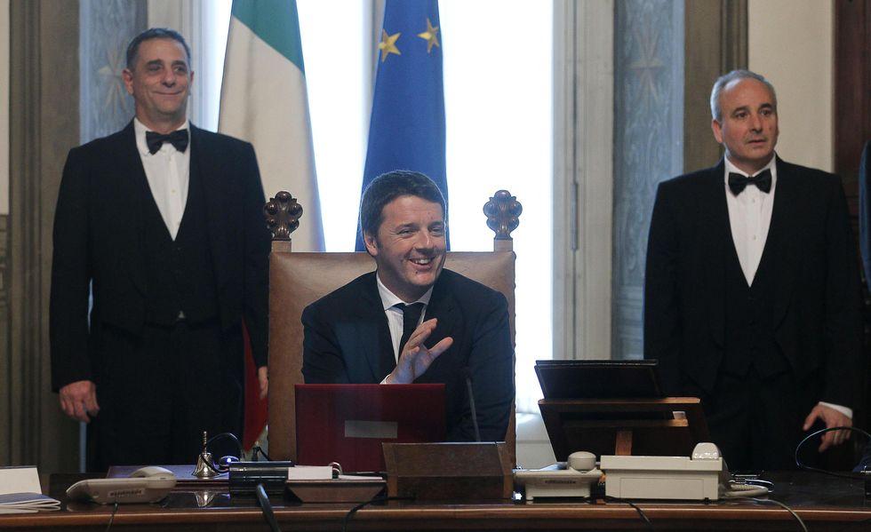 Governo Renzi, giudizio rinviato (ed agrodolce)